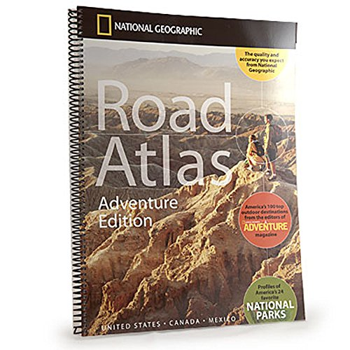 National Geographic NAT GEO Road Atlas