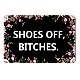 "ZBLX Funny Text doormat Floor Mat Rug Indoor/Outdoor/Front Door/Bathroom Mats Rubber Non Slip (30""x18"",45cmx75cm)"