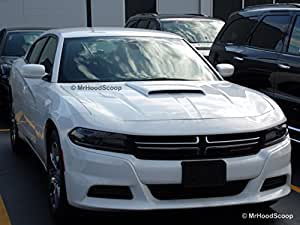 2015 2017 hood scoop for dodge charger by. Black Bedroom Furniture Sets. Home Design Ideas