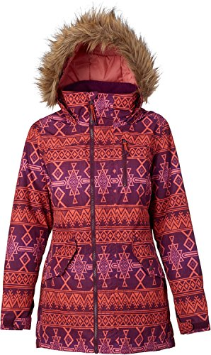 - Burton Women's Hazel Winter Jacket, Starling Mojave, Small