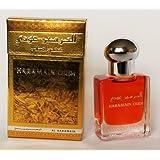 Al Haramain Parfum à Base d'huile 15ml Oud Oudh Attar