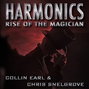 Harmonics: Rise of the Magician (Volume 1) Audiobook