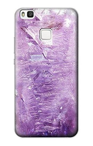 R2690 Amethyst Crystals Graphic Printed Case Cover For Huawei P10 Lite
