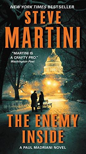Books : The Enemy Inside: A Paul Madriani Novel