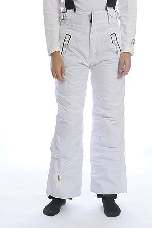 Anapurna - Abrigo para la nieve - para mujer Weiß 3: Amazon.es: Ropa y accesorios