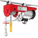 Best Electric Hoists - VEVOR Electric Hoist Lift 1320LBS 600KG Overhead Electric Review