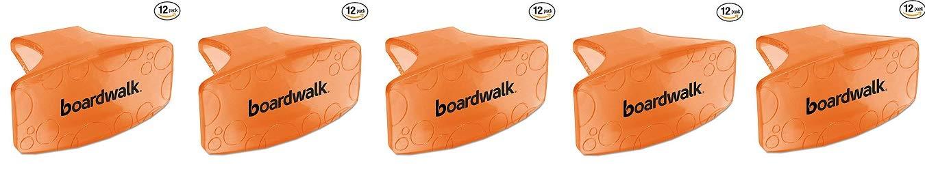Boardwalk CLIPMAN Bowl Clip, Mango Scent, Orange (Box of 12) (5)