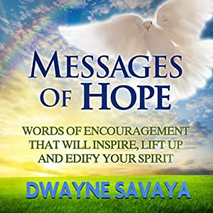 Messages of Hope Audiobook