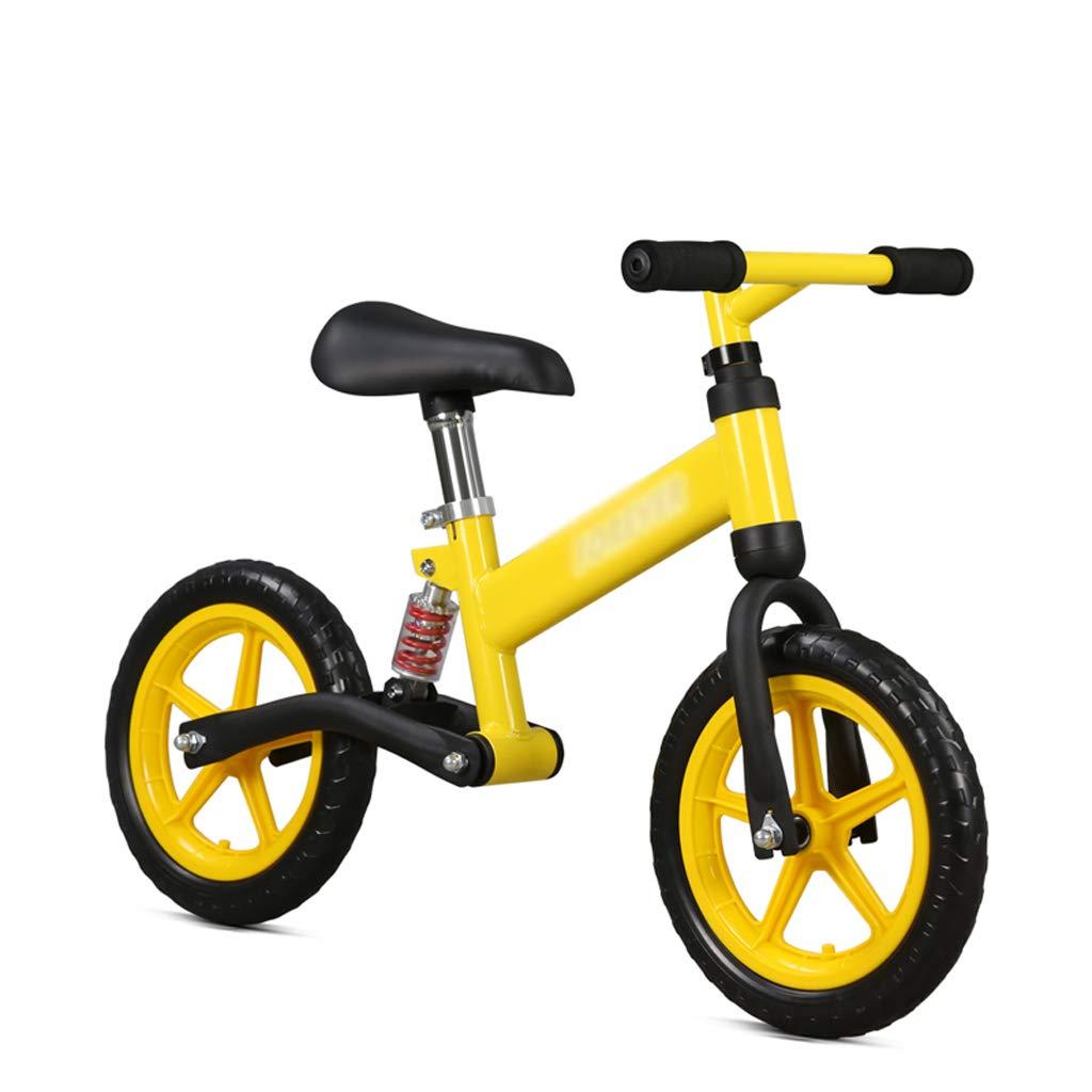 DUWEN-Kinder Balance Auto Pedalless Zweirad Fahrrad 3-6 Jahre alt Scooter