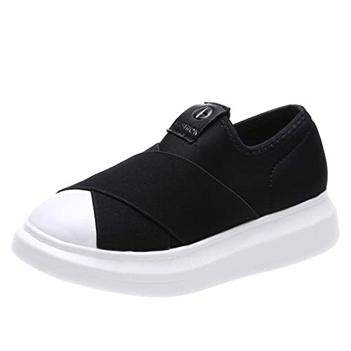 Jodier Zapatillas de Tela Unisex Adulto Zapatos para Correr En Montaña Asfalto Aire Libre Deportes Zapatillas De Running para Hombre Casual Deportivo Cómodo ...