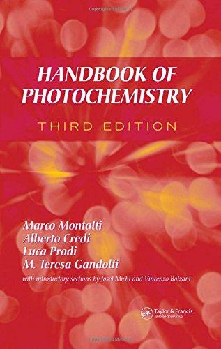 Handbook of Photochemistry, Third Edition