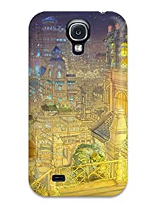 Galaxy S4 Hard Case With Awesome Look - ToDDJdg5103PydIE