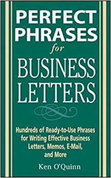 Descargar Perfect Phrases For Business Letters Epub Gratis