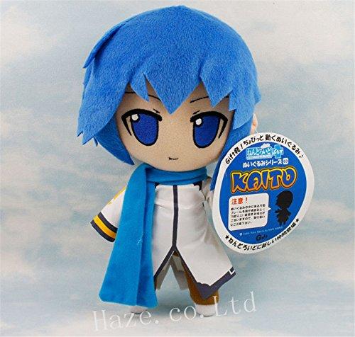 L Anime Hatsune Miku Kaito Cute Stuffed Soft Plush Toy Gifts 10.6''