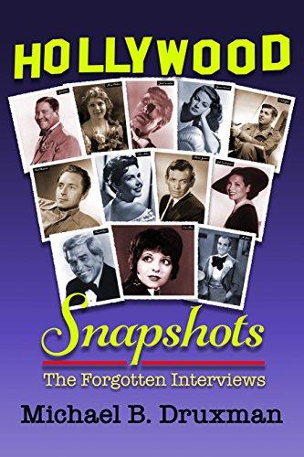 Snap Gang (Hollywood Snapshots: The Forgotten Interviews)