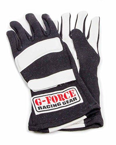 G Force 4101LBK G5 Racing Gloves