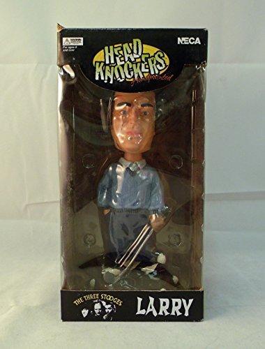 NECA Three Stooges Larry Head Knocker
