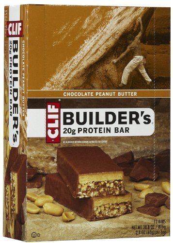 Clif Builder Choc Pb 6pk Size 14.4z Clif Builder Choc Pb ()