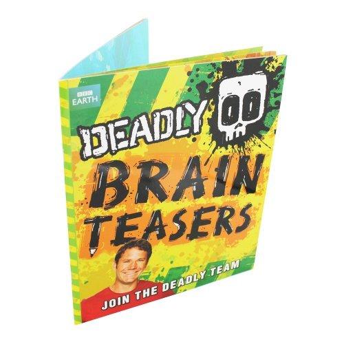 Read Online [Deadly Brain Teasers: Book 2] (By: Steve Backshall) [published: June, 2013] pdf