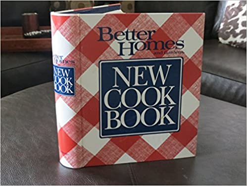 Better Homes And Gardens: New Cook Book, 10th Edition: Jennifer Darling,  Linda Henry: 9780696000126: Amazon.com: Books