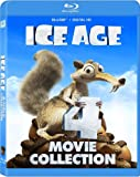 ice age blu ray collection - Ice Age 4 Movie Collection Blu-ray