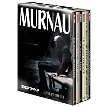 Murnau (Nosferatu / Faust / The Last Laugh / Tartuffe / The Haunted Castle / The Finances of the Grand Duke)