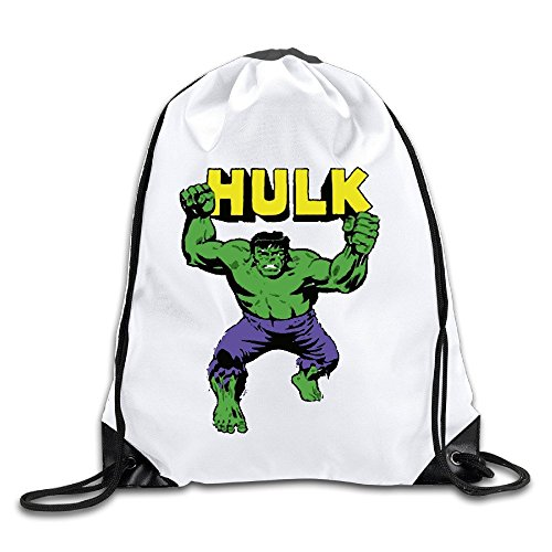 Movie Costumes Easy (The Hulk Incredible Movie Costume Handbags Drawstring Backpack Easy\r\n)