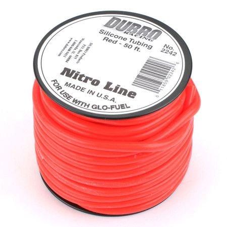 Du-Bro 2242 50' Red Nitro Line