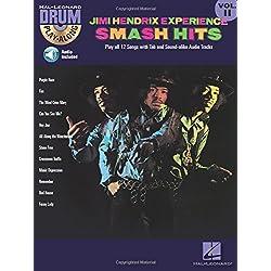 Jimi Hendrix Experience - Smash Hits: Drum Play-Along Volume 11
