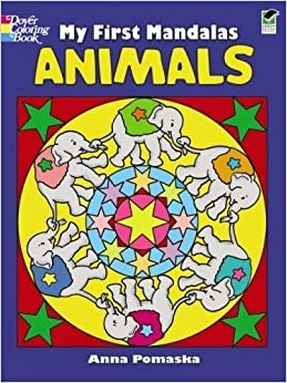 my first mandalas animals dover coloring books - Dover Coloring Books
