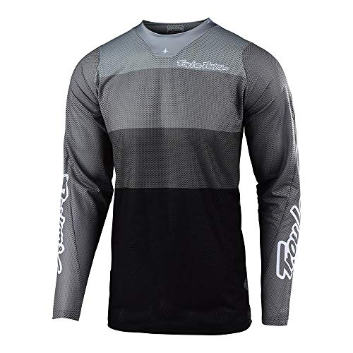 Troy Lee Designs Mens | Offroad | Motocross | SE Air Beta Jersey (Large, - Gray Jersey Away