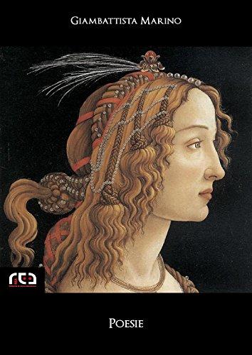 Amori di Giovan Battista Marino (Italian Edition)
