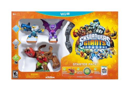 Skylanders Giants Starter Kit - Wii U