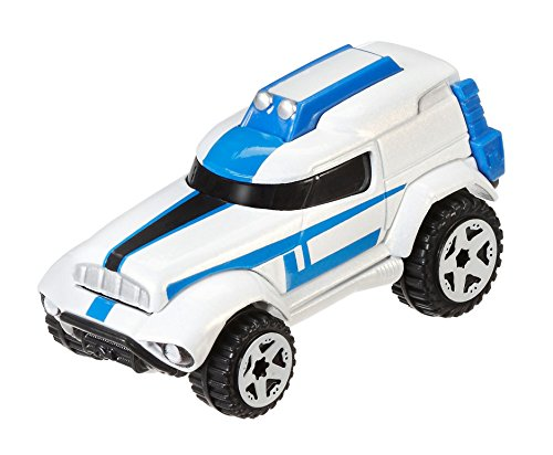 [Hot Wheels Star Wars Character Car, 501st Clone Trooper] (Authentic Stormtrooper Costume For Sale)