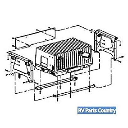 Cummins Onan A030X652 Generator Mounting Kit