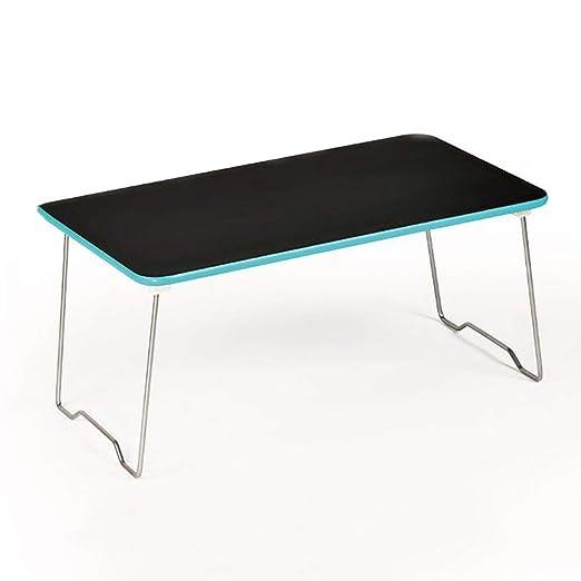 ZHAS Mesa Plegable/Mesa para computadora portátil/Escritorio para ...