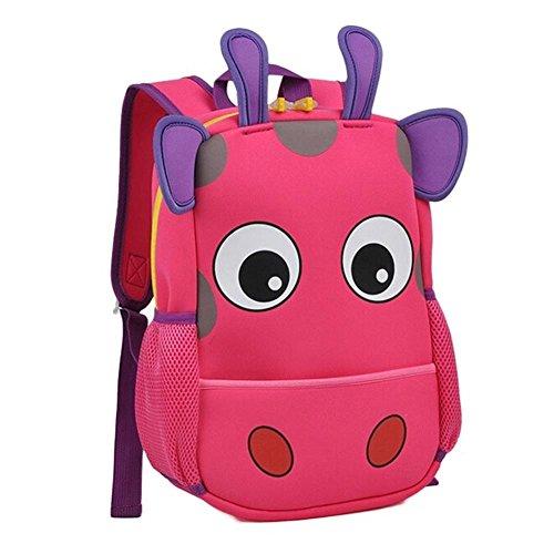 Giraffe Book Bag - 2