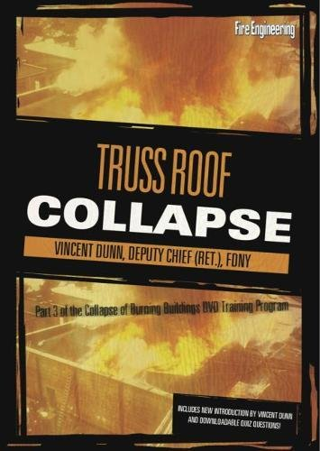 Collapse of Burning Buildings Part 3: Truss Roof Collapse