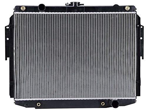 Replacement Radiator For 1979-2003 Dodge B150 B200 B1500 B250 B100 V6 V8