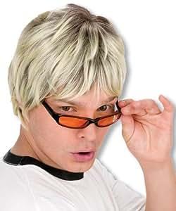 Surfer Boy Wig Blond (peluca)