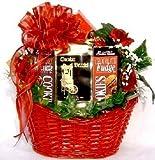 Chocolate Lover's Dream Valentine's Day Gift Basket