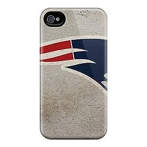 Premium Tpu New England Patriots Covers Skin For Iphone 6 Plus