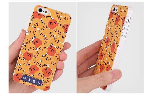 Piyomori iPhone 5 Case (Piyomori Face)