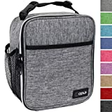 OPUX Premium Insulated Lunch Box | Soft Leakproof School Lunch Bag for Kids
