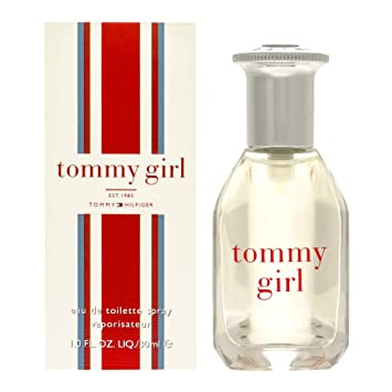 f68668a13 Amazon.com : Tommy Girl By Tommy Hilfiger For Women. Cologne Spray 1-Ounce  : Perfume For Women : Beauty