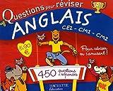 Questions pour réviser, anglais CE2-CM1-CM2
