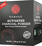 Activated Charcoal Teeth Whitening Powder Organic