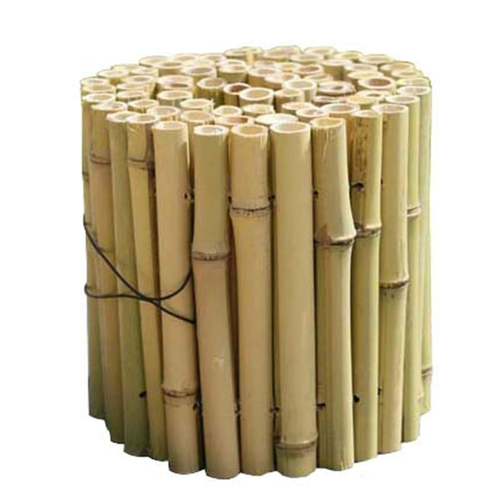 JIANFEI 木製 ボーダーフェンス竹製フェンス フラワーベッドデコレーション 庭のフェンス レインプルーフ 防水 、3サイズ (Size : 120x120cm) B07TFJ4KF5  120x120cm