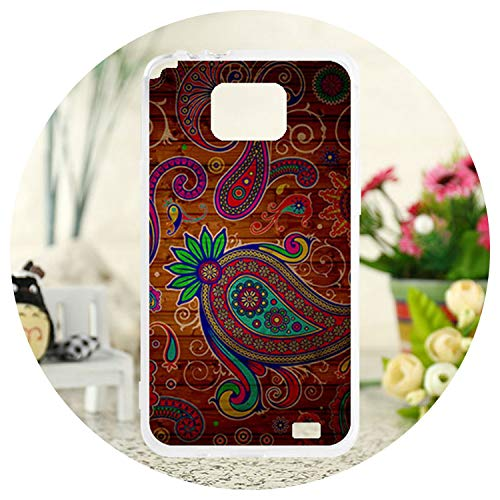 Amazon.com: Phone Case Soft TPU Case for Samsung Galaxy S2 ...