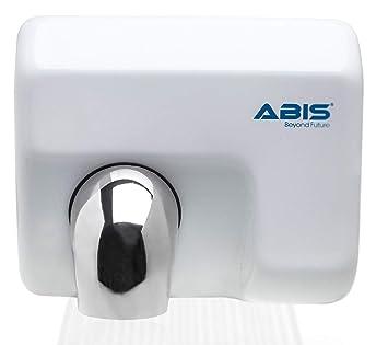 ABIS Secador de Manos Alta Velocidad eléctrica automática ...